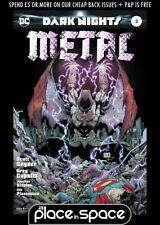 DARK NIGHTS: METAL #3A - FOIL COVER
