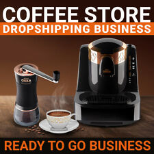 Coffee Store - Dropshipping Business - Ready To Go Website
