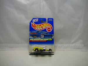 Hot Wheels Rigor Motor 1999 Treasure Hunt 4/12 with Protecto-Pak Case