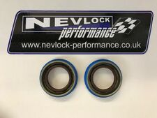 VAUXHALL ASTRA ZAFIRA F23 5SP GEARBOX PAIR OF GENUINE DRIVESHAFT DIFF OIL SEALS