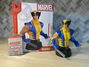 Wolverine Gentle Giant Bust BLUE EXCLUSIVE Marvel Limited Edition