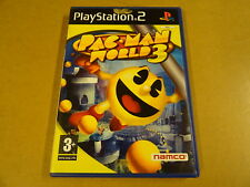 PS2 GAME / PAC-MAN WORLD 3 (PLAYSTATION 2)