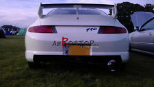 FRP FIBER GLASS VERSION-R STYLE REAR SPOILER TRUNK WING FOR FTO