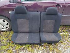 VW Golf 3 GTI Recaro asiento posterior rücksitzbank #652
