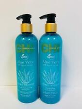 CHI Aloe Vera Curl Enhancing Shampo & Conditioner - 11.5 oz Duo