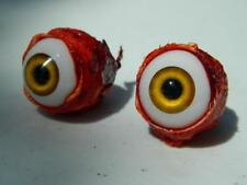 Halloween Prop Realistic Life Size Pair of Eye Poppers for skull, masks -  FW01