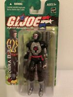 "Gi Joe Cobra B.A.T. Figure New In Box / 3.75"" Hasbro"