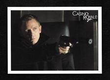 2014 James Bond Archives Trading Cards Promo Card P1 Daniel Craig