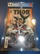 Thor #7 Klein Variant CGC 9.8 NM/M Gorgeous Gem wow