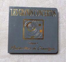 CD AUDIO / LES GRANDS CONCERTOS VOL.3 MERVEILLES DU CLASSIQUE BEETHOVEN, BRUCH