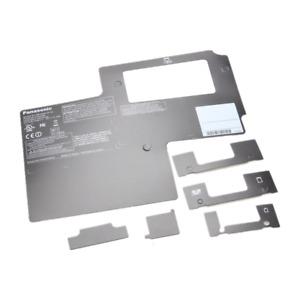 St Nuovo Panasonic Toughbook CF-19 Lato $ Base Inferiore Adesivo 6pcs