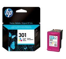 Original HP 301 Colour Ink Cartridge For DeskJet 3050 Inkjet Printer