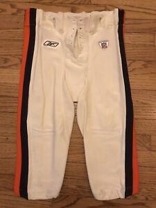 Reebok Authentic Vtg Vintage Chicago Bears On Field Pants NFL Size 40