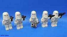 lego figurine star wars 911726 / impériale x Snowtrooper/ POLYBAG/ 5 pièces