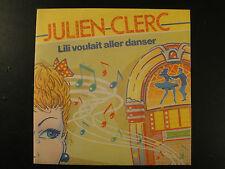 Vinyle 45 Tours - julien Clerc - 1982