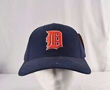 Detroit Tigers Blue Baseball Cap Adjustable