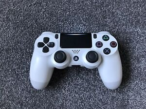 Official SONY PS4 White DualShock 4 V2 Controller - Playstation 4 Genuine