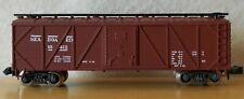 N scale 40' wood boxcar Seaboard freight car NIB Atlas 2364