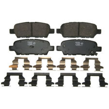 Disc Brake Pad Set-Base Rear Federated D905