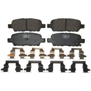 Disc Brake Pad Set-SST Rear Federated D905