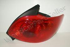 2003-2005 Peugeot 206 Tail light Rear lamp RIGHT-Passenger side 2004
