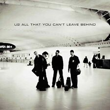 Cd  All That You Can't Leave Behind von U2
