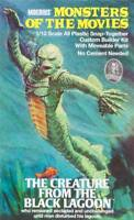 Moebius Creature from the Black Lagoon 1/12 model kit new 653