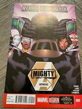 Mighty Avengers 9