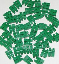 LEGO LOT OF 50 GREEN MINIFIGURE LEGS FIGURE PANTS TOWN CITY BOY GIRL PIECES