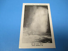 Thunder Head Falls Rapid City South Dakota Unused Vintage Color Postcard PC25