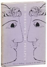 Edward Dahlberg SORROWS OF PRIAPUS 1st ed/dj 1957 Artist Ben Shahn's Copy