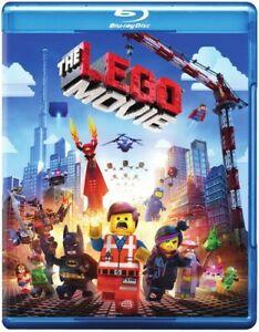 The LEGO Movie (Blu-ray/DVD, 2014, 2-Disc Set NO Digital Copy) AWESOME EMMET