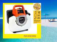 *NEW Portable Inverter Generator 1000w 240v Rated Camping Petrol