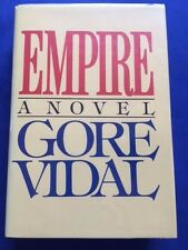 EMPIRE - FIRST EDITION SIGNED BY GORE VIDAL