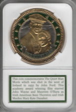 The Quiet Man Ireland Collectors Coin
