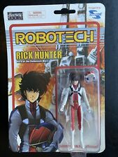 Robotech Toynami Rick Hunter 4 Inch Action Figure  New In Box