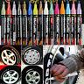 1pc Wasserdichte dauerhafte Reifenfarbe Öl Stift Auto Motorrad Fahrrad Marker