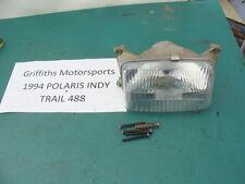 94 93 92 POLARIS INDY TRAIL 488 500 fan headlight lens head light lense dlx