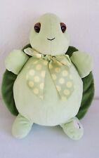 "BEARINGTON BABY 11"" Tiggles the Turtle Musical Motion 11"" Plush"