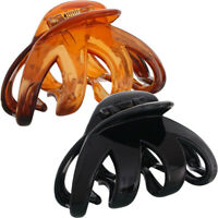 Women Bathing Non Slip Hairpins Large Claw Clips 4 Claws Hair Clip Clamp