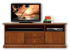 TV-Lowboard für Soundbar 150cm Made in Italy aus Holz schon montiert NEU
