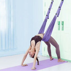 Aerial Yoga Swing Hammock Set Swing Trapeze Yoga Antigravity Yoga Inversion Tool