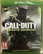 Call of Duty: Infinite Warfare (Microsoft Xbox One, 2016) New Sealed UK Seller