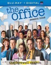 The Office Season 9 Blu Ray Ninth Season 2005 Steve Carell 4 Disc