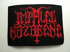 IMPALED NAZARENE  EMBROIDERED PATCH