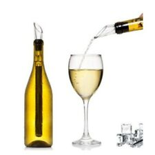 2 in 1 Stainless Steel Wine Chiller Stick