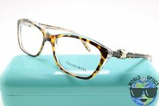 Tiffany & Co. RX Eyeglasses TF 2074 8155 Blonde Havana Frame [54-16-135]