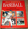 1990 Greatest Moments In Baseball Book- Ryan, Ruth, Aaron, Jackson Cover