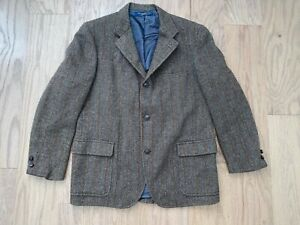 VTG Classic Brooks Brothers EST 1818 Heavy tweed herringbone sport coat 44R