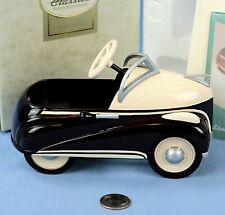 Hallmark Kiddie Car Classics Pedal 1939 Steelcraft Lincoln Zephyr Qhg9015 Nos